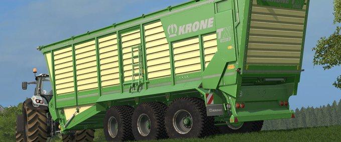 Krone-tx560d