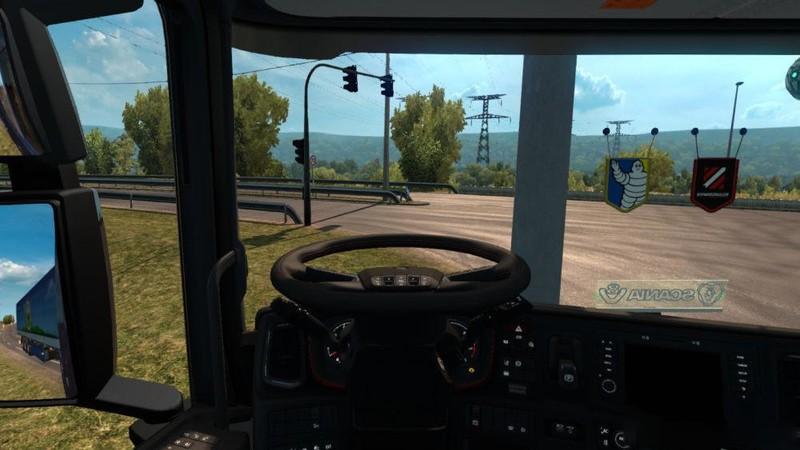pc steering wheel for truck simulator