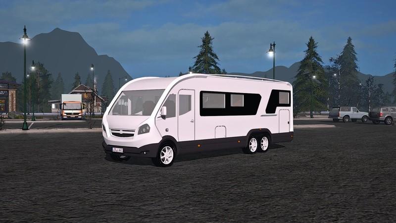 ls 17 wohnmobil mit interior v 1 0 sonstige fahrzeuge mod. Black Bedroom Furniture Sets. Home Design Ideas