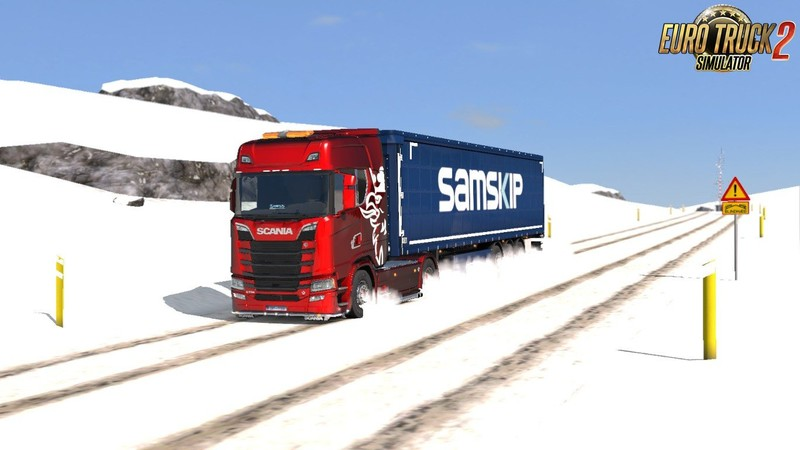 ETS 2: Promods Support Add-on for RGM by Frkn64 v 2 0 Other