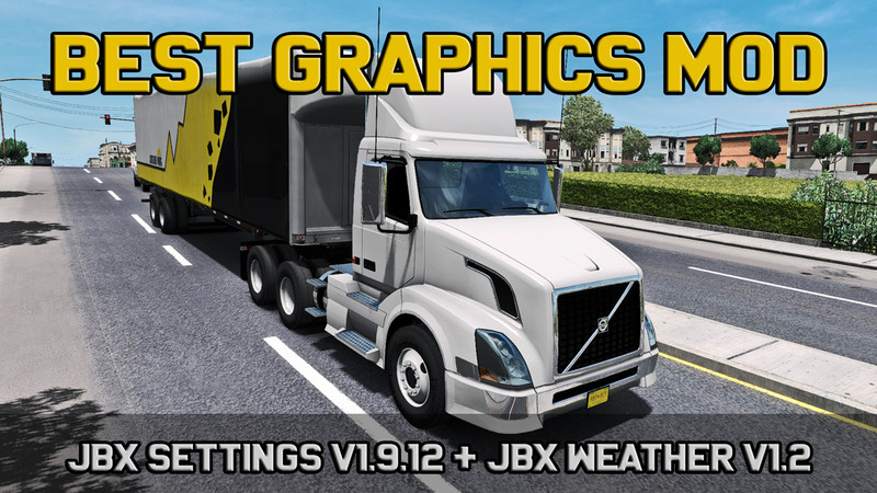 ats: [ATS] Realistic Lighting 2 JBX – Preset v 1 9 11 (Reshade v3