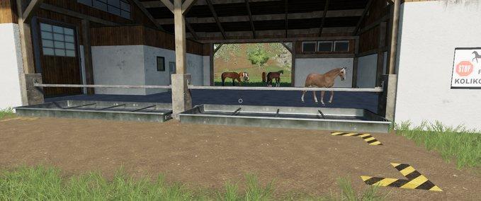 Pferdestall-klein