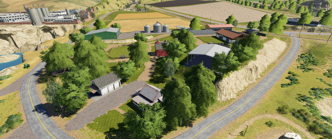 Sim-farmer-ravenport-timelapse-farm-spiel-speichern