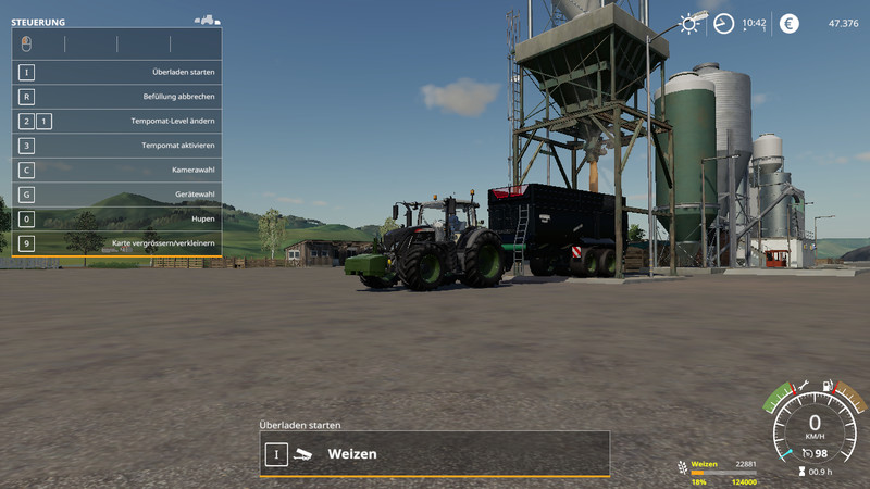 FS 19: mini size MAXI Multifruit Silo 1200k v 1 0 0 2 Buildings with