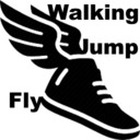 Walkingjumpfly-speed