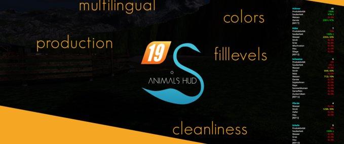 Animals-hud-tiere-anzahl-fullstande-sauberkeit