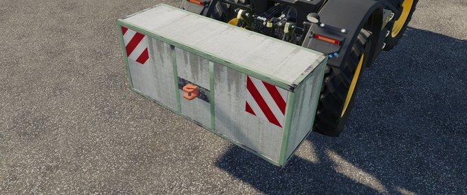Silogewicht-3000kg