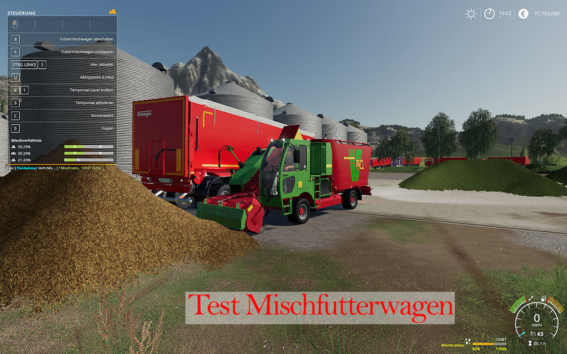 FS 19: Large multi-silo v 1 3 Buildings with Functions Mod