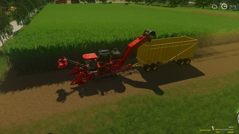FS 19: Austoft A8800 Multi-Row v 2 2 30000l Bunker Case Mod für