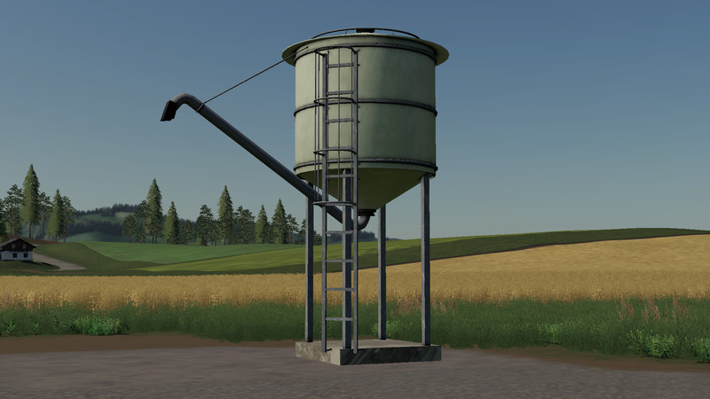 FS 19: Buy All Fruits silo v 1 Placeable Objects Mod für