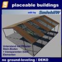 Unterstand-mit-pflasterboden-transparentem-dach