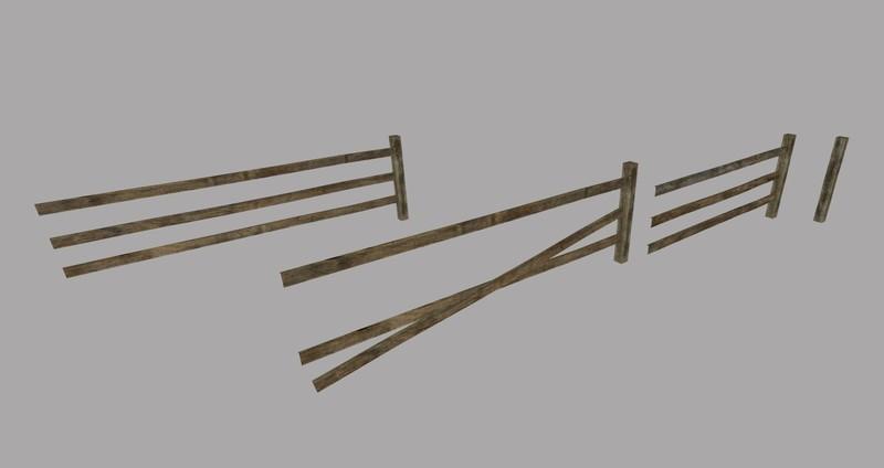 ls 19 weidezaun v 1 objekte mod f r landwirtschafts. Black Bedroom Furniture Sets. Home Design Ideas