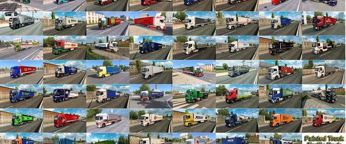 Paket-von-lkws-und-anhangern-im-strassenverkehr-von-jc-1-34-x
