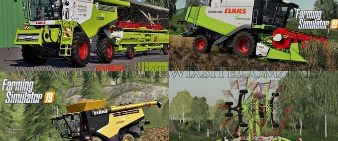 Claas-combine-pack-by-crowercz