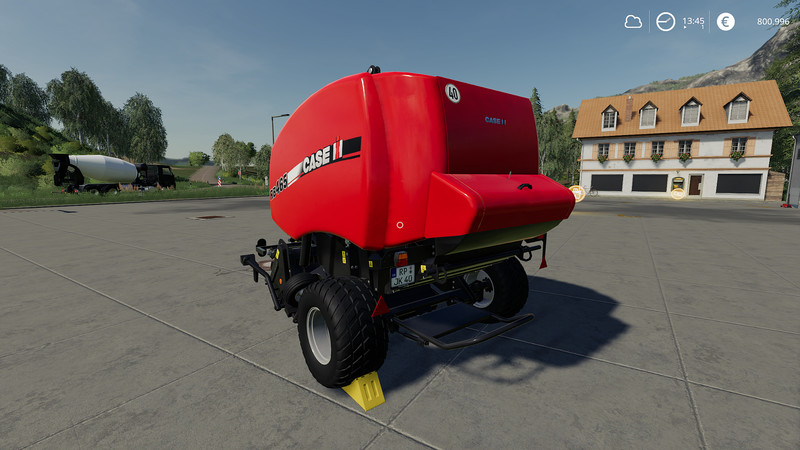 FS 19: Case IH Baler Pack v 1 0 0 0 Balers Mod für Farming Simulator 19