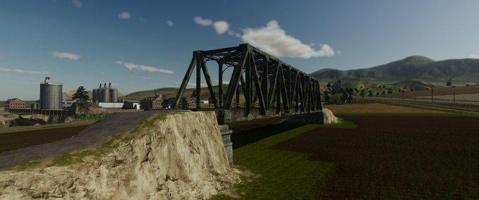Tressel-bridge