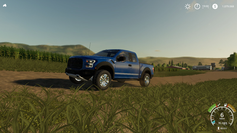 FS 19: Ford Raptor 2017 BETA fs19 v 1 0 Cars Mod für Farming