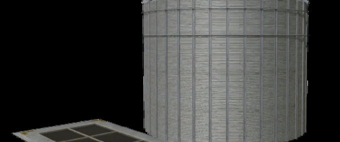 FS 19: Silo with Multifruit v 1 2 Placeable Objects Mod für Farming
