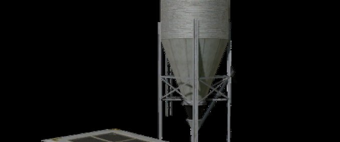 FS 19: small Silo with Multifruit v 1 2 Placeable Objects Mod für