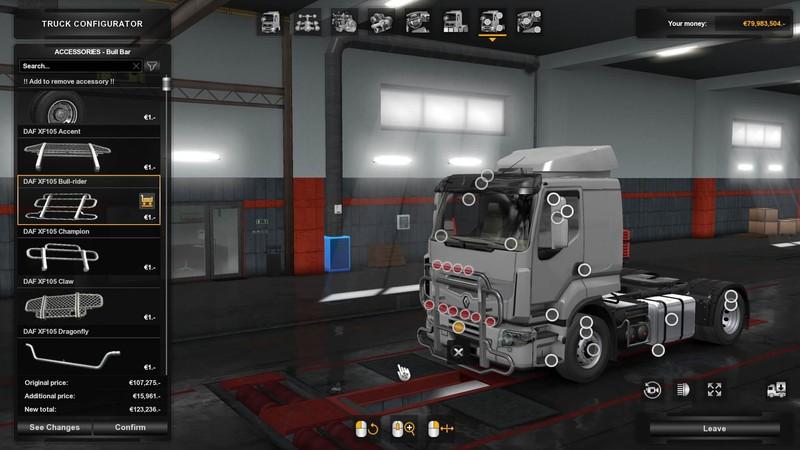 Ets 2: Zusätzliche Addons Für TruckersMP V1.0.6b 1.34.x V