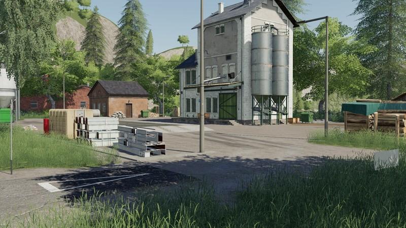 FS 19: Best-Village FS19 v 1 Maps Mod für Farming Simulator 19
