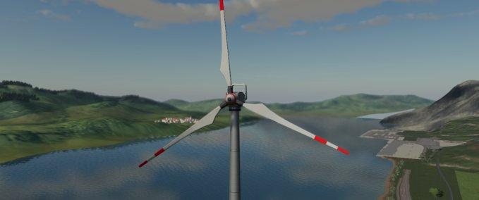 Vestas-windraftanlage