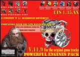 Pack-leistungsstarke-motoren-getriebe-v-11-9-fur-1-35-xx