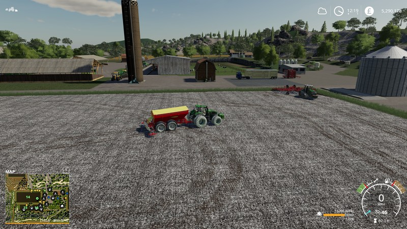 FS 19: Fermenting silo v 2 0 Buildings with Functions Mod für