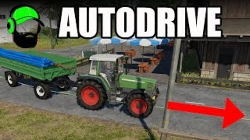 FS 19: Autodrive Courses Hof Bergmann v Last Version