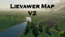 Lievawer-map