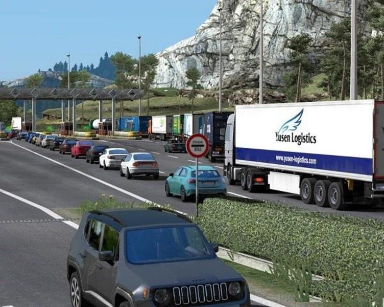 ETS 2: Traffic Density and Speedlimits v7 0 for 1 35 x v 7 0