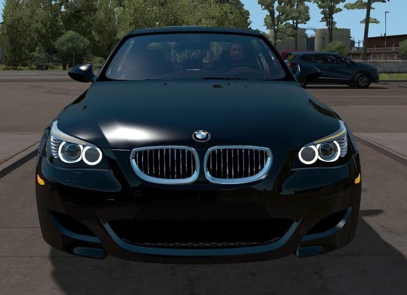 ETS 2: 2009 BMW M5 E60 1 35 X v neues update auf 1 35 Other Mod für