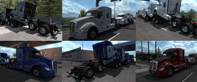 ats: Ownable Truck Transporter [MP-SP] 1 35 x v 1 0 Trailer
