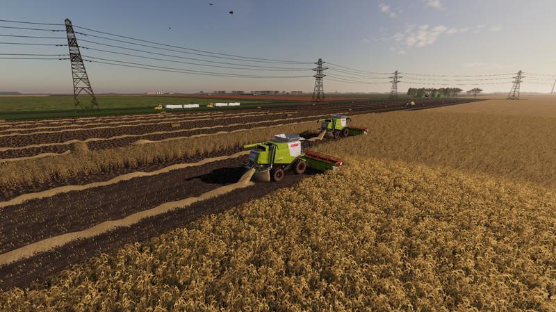 LS 19: USA Legend v 1.1 4fach Maps Mod für Landwirtschafts ...