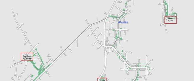 omsi: Frankfurt/Oder 2018 v 0 1 Real Maps Mod für OMSI 2 | modhoster com