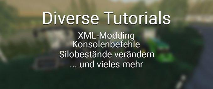 Diverse-tutorials-xml-modding-und-mehr