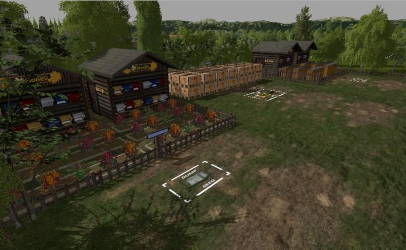 FS 17: factory farm v Factory Farm V3 0 Maps Mod für Farming
