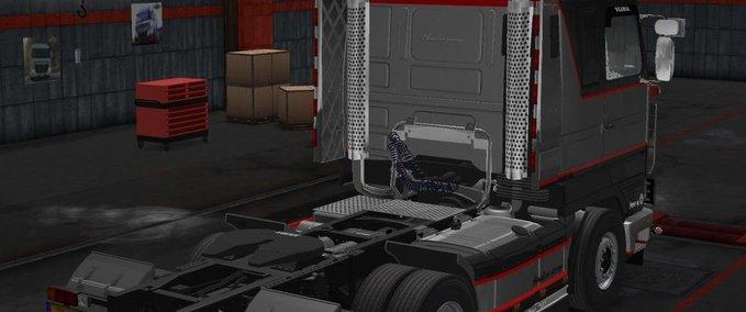 ETS 2 Mods - Eurotruck Simulator Mods   modhoster com