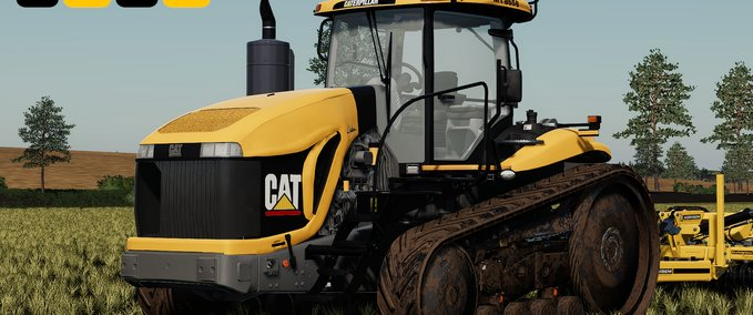 Cat-challanger-mt-800-series