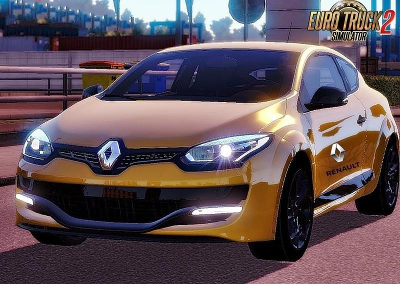 Ets 2 Renault Megane 3 Rs 135x V Neues Update Auf 135
