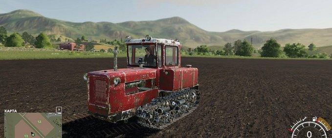 FS 19: DT-75M v 1 0 Other manufactors Mod für Farming Simulator 19