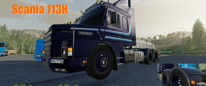 Scania-113h-tuning
