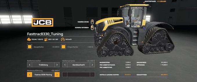 Fasttrac-8330-tuning