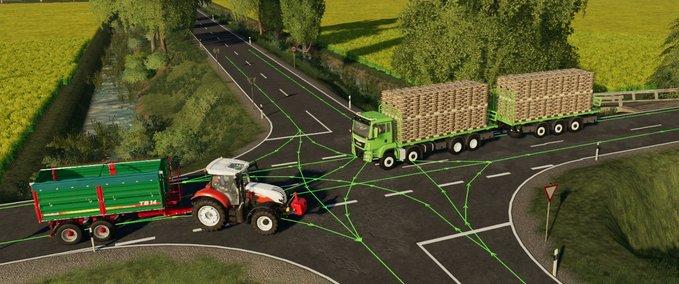 Autodrive-streckennetz-nordfriesische-marsch-mit-graben