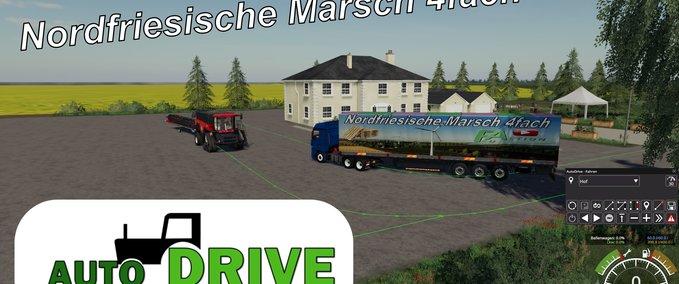 Autodrive-streckennetz-nf-marsch-4fach-mit-graben
