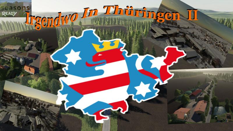 Ls 19 Irgendwo In Thuringen Ii V 2 0 0 0 4fach Maps Mod Fur