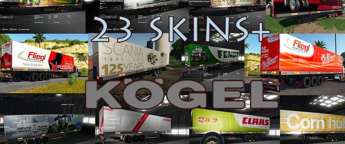 Fs19-kogel-autoloader-pack-trailers-23-skins-by-crowercz