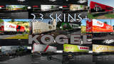 Fs19-kogel-autoloader-pack-trailers-23-skins-by-crowercz