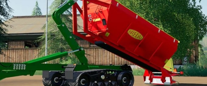 Bredal-k165-fertilizer-spreader-hooklift
