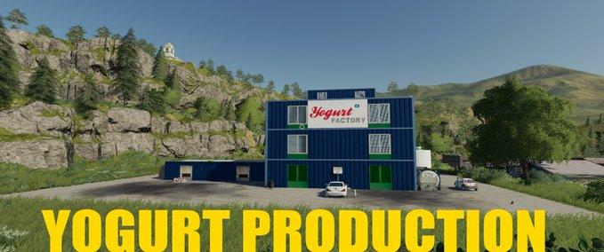 Yogurt-production